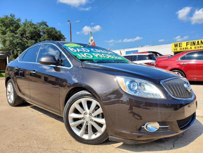 2012 BUICK VERANO 4 DOOR SEDAN